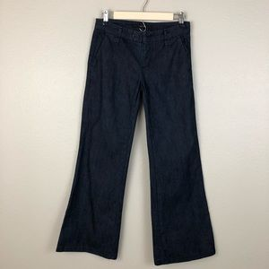 Joe's Jeans Farrow Wide Flare Leg Size 26